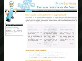 http://www.brico-services.com/ est réalisé avec Cms Made Simple