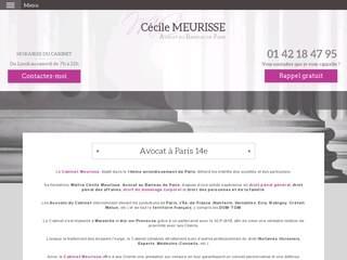 CABINET AVOCATS : Avocat à Paris 14