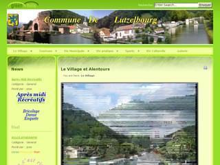 http://www.lutzelbourg.fr/ est réalisé avec Cms Made Simple