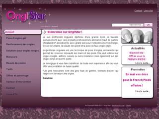http://www.onglstar.com est réalisé avec Cms Made Simple