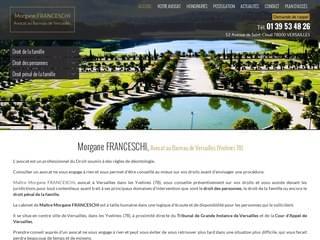 CABINET AVOCATS : Avocat divorce Versailles