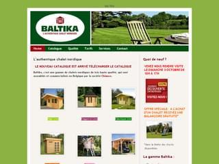 http://www.baltika.be/ est réalisé avec Cms Made Simple