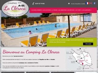 http://www.camping-la-cleroca.com est réalisé avec Cms Made Simple