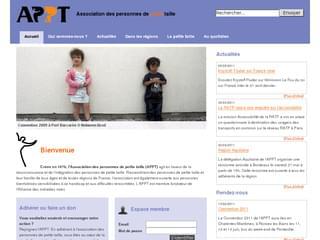 http://www.appt.asso.fr/ est réalisé avec Cms Made Simple