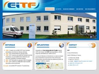 http://www.eitf.fr est réalisé avec Cms Made Simple