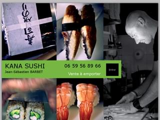 http://www.kanasushi.fr est réalisé avec Cms Made Simple