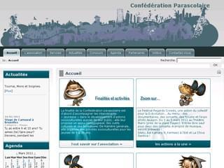 http://www.confederationparascolaire.org est réalisé avec Cms Made Simple