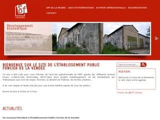 http://www.epf-vendee.fr/ est réalisé avec Cms Made Simple
