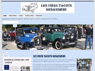 http://www.lesvieuxtacotsgenassiens.fr est réalisé avec Cms Made Simple