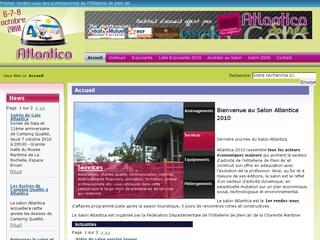 http://www.salon-atlantica.com/ est réalisé avec Cms Made Simple