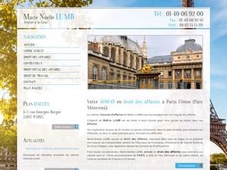 CABINET AVOCATS : Avocat droit des sociétés Paris17