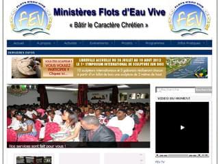 http://www.ministeresfev.com/ est réalisé avec Cms Made Simple