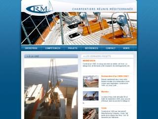 http://www.charpentiers-reunis.com est réalisé avec Cms Made Simple