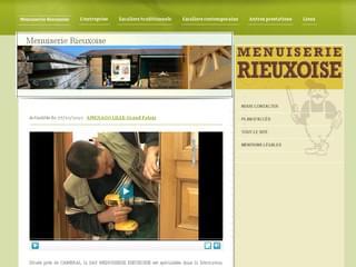 http://www.menuiserie-rieuxoise.fr est réalisé avec Cms Made Simple