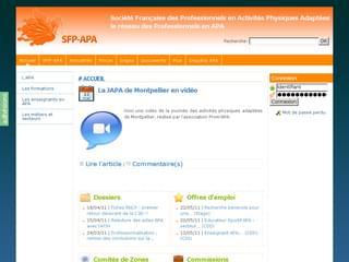 http://www.sfp-apa.fr est réalisé avec Cms Made Simple