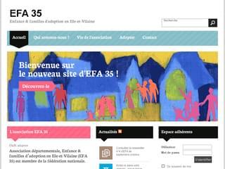 http://www.efa35.org/ est réalisé avec Cms Made Simple