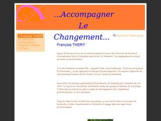 http://lechangement.fr/ est réalisé avec Cms Made Simple