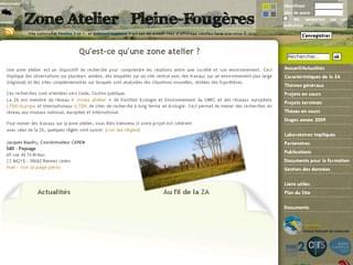 http://www.caren.univ-rennes1.fr/pleine-fougeres/ est réalisé avec Cms Made Simple