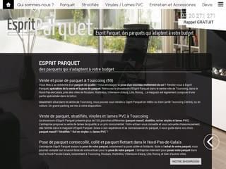 COMMERCE : Achat parquet Tourcoing