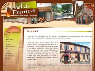 http://www.hotel-villefranche.net est réalisé avec Cms Made Simple