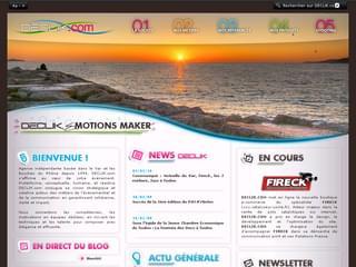 http://www.declik.com/ est réalisé avec Cms Made Simple