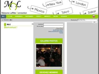 http://www.maisonslaffitteconnection.fr/MLC/ est réalisé avec Cms Made Simple