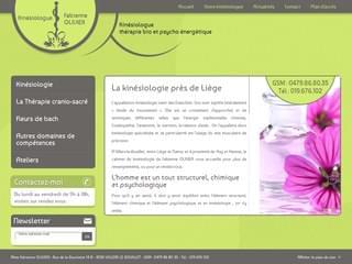 SOPHROLOGIE : Kinésiothérapie en Belgique