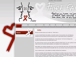 http://faireface.org/ est réalisé avec Cms Made Simple