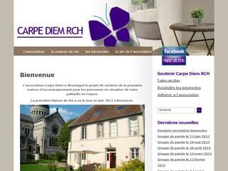 http://www.carpediem-rch.fr est réalisé avec Cms Made Simple