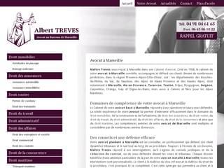 CABINET AVOCATS : Cabinet d_avocat à Marseille - Me Treves