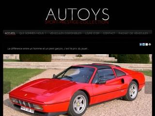 http://www.autoys.fr est réalisé avec Cms Made Simple