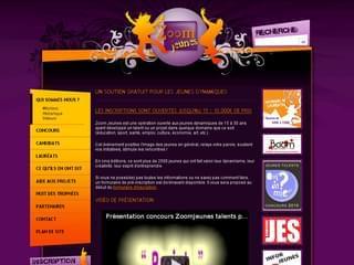 http://www.zoomjeune.be/ est réalisé avec Cms Made Simple