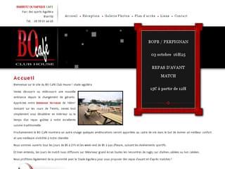 http://www.bo-cafe.fr/ est réalisé avec Cms Made Simple