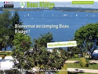 http://www.beau-rivage.fr est réalisé avec Cms Made Simple