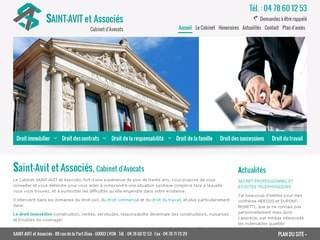 DROIT : Cabinet d_avocats - Lyon - Villeurbanne