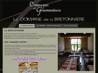 http://www.la-bretonniere.fr/ est réalisé avec Cms Made Simple