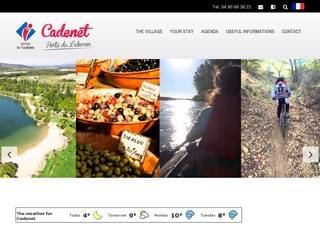http://ot-cadenet.com est réalisé avec Cms Made Simple