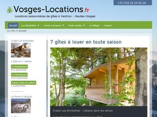 http://vosges-locations.fr/ est réalisé avec Cms Made Simple