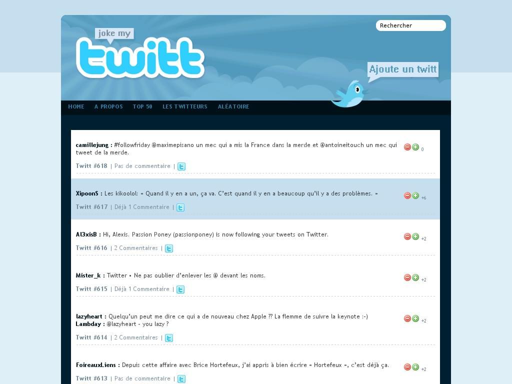 1024 10 Sites Web Francophones dédiés à Twitter