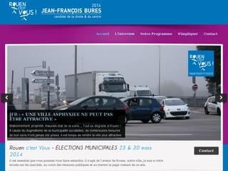 http://www.rouen-c-vous.fr est réalisé avec Cms Made Simple