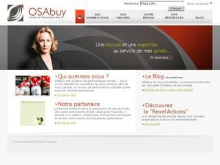 http://www.osabuy.fr/ est réalisé avec Cms Made Simple