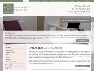 SANTé : Ostéopathe sportifs à Paris 9