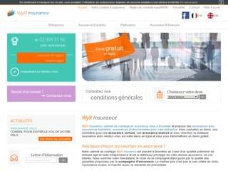 ASSURANCES : Courtier assurance Bruxelles