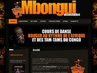 http://www.mbongui.fr est réalisé avec Cms Made Simple