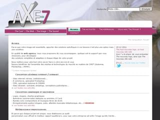 http://www.axe-7.fr est réalisé avec Cms Made Simple
