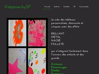 http://www.kidszone-bysp.fr est réalisé avec Cms Made Simple