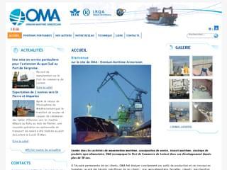 http://www.omasas.com/ est réalisé avec Cms Made Simple