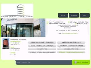 http://www.radiologie-elithis.fr est réalisé avec Cms Made Simple