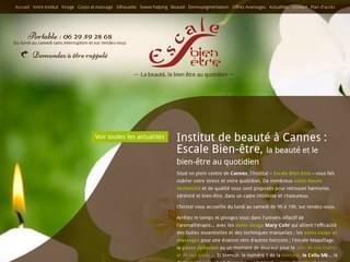 BEAUTé : Soin de la peau Cannes