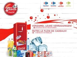 http://collect.win.carrefour.eu est réalisé avec Cms Made Simple